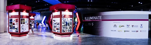 Illuminate: Portfolio Showcase Pano