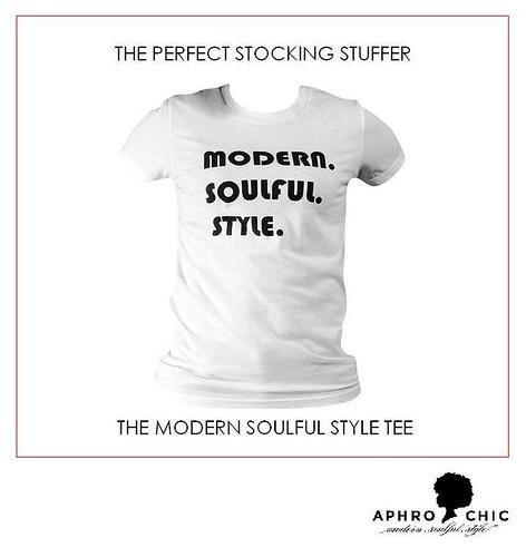 Modern Soulful Style Tee ad