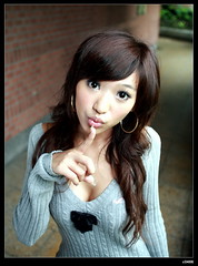 nEO_IMG_IMG_9830 (c0466art) Tags: light portrait cute sexy face rain pose model pretty day sweet good expression taiwan figure change feeling lovely charming elegant nico quick beautyshoots ntu