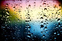 Snow Drops (Kara Harms) Tags: inspiration snow abstract color colour nature colors beautiful rain drops rainbow energy escape vibrant smooth drop calm dew gradient raindrops astratto surroundings sensation dintorni sensory pumpedup mywinners abigfave anawesomeshot