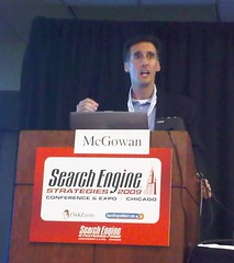 Steven Kaufman at SES Chicago 2009