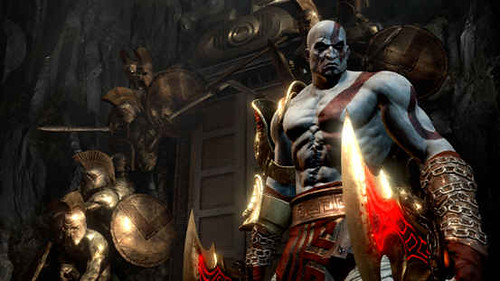 God of War Ultimate Trilogy Edition