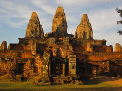 Pre Rup at dusk