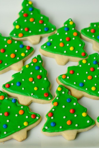 Holiday Sugar Cookies Everyday Annie