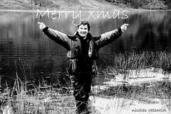 Merry Xmas ...... (Nicolas Valentin) Tags: cold scotland gorgeous loved happyman nicolasvalentin