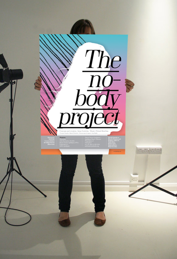 The No-body project 2009.