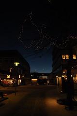 Haugesund city centre (vesleserena) Tags: norway night haugesund