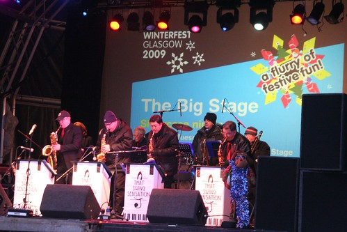 The Big Stage Saxes