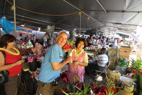 Farmers Market, Hilo