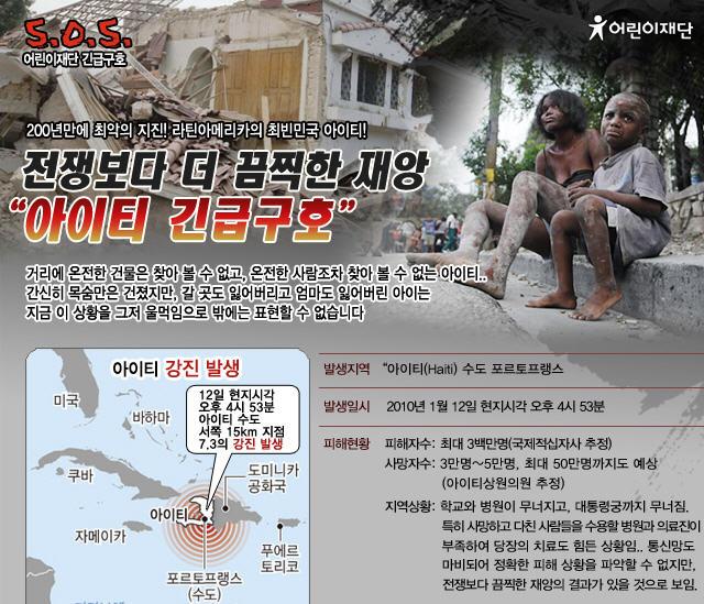아이티 대지진