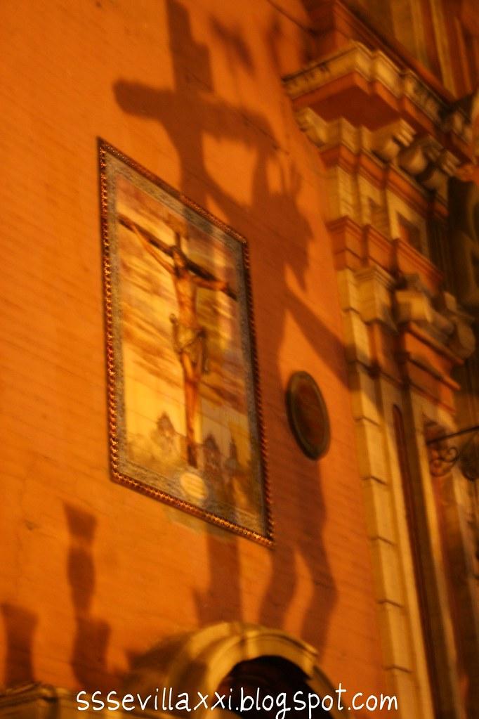 Santísimo Cristo de la Conversión del Buen Ladrón. Viernes Santo 2008