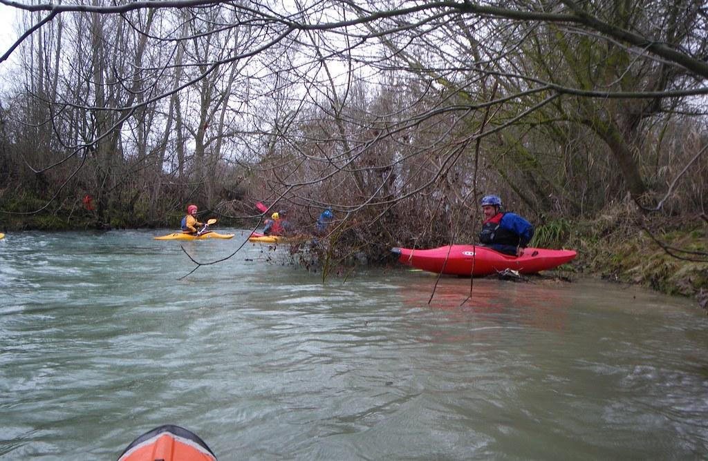 Descenso ríos Urederra y Ega 007