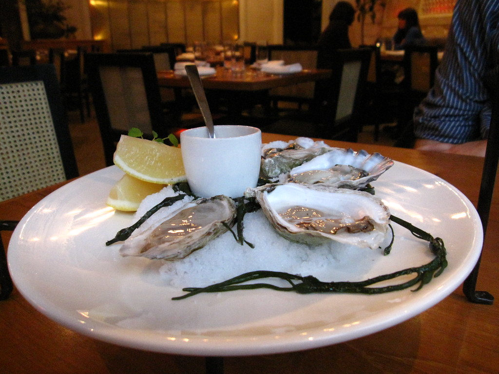 Barron Point and Malpec Oysters