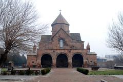St Gayane Monastery Church - Echmiadzin, Armenia (jrozwado) Tags: church asia armenia unescoworldheritage armenianapostolic echmiadzin հայաստան orientalorthodox stgayane եջմիածին սուրբգայանե