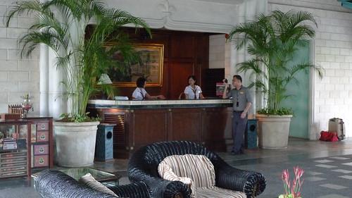 Plantation Bay Reception Area