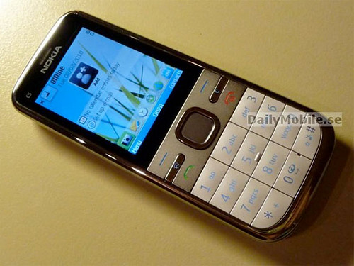 Nokia C5 dailymobile