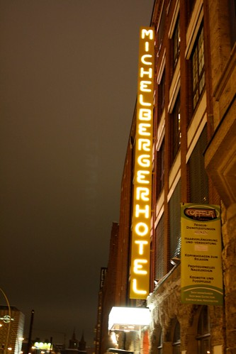 Berlin- Michelberger Hotel