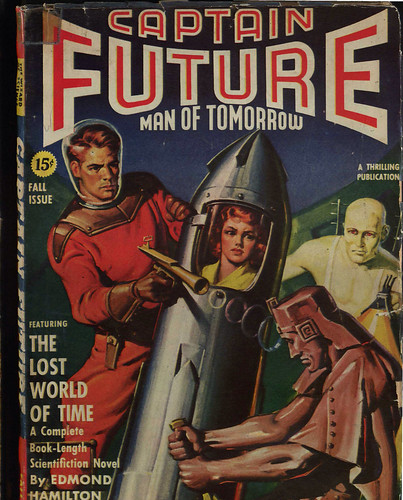 Captain Future: Man of Tomorrow