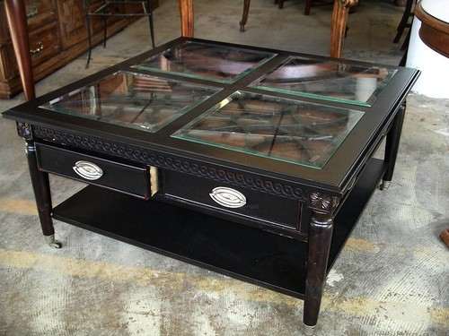 Haley Coffee Table $200