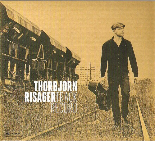 Thorbjorn Risager - Track Record (CD)