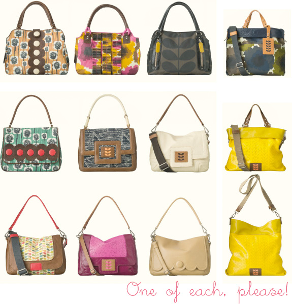Orla Kiely New! 2010
