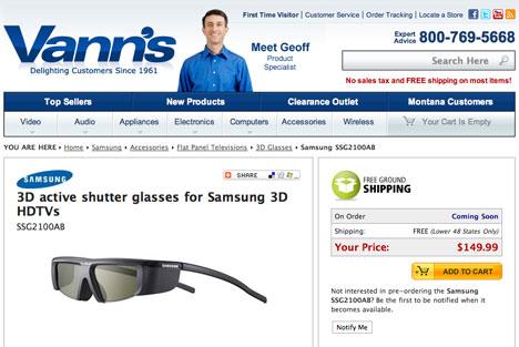 4388756825 c1c4f55072 o Empiezan a aparecer a la venta las primeras  gafas 3D