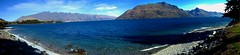 Panorama - Queenstown, Lake Wakatipu (Ben Beiske) Tags: newzealand panorama panoramic southisland queenstown stitched