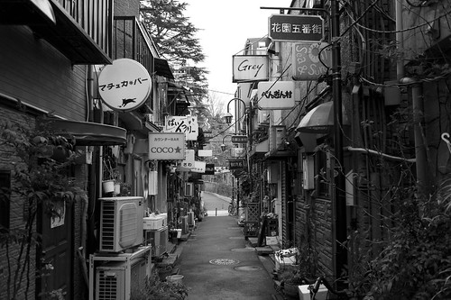 JC0131.98 東京都新宿区ゴールデン街 sn35#