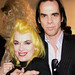 Pam Hogg & Nick Cave  @ The Pam Hogg Fashion Show London Fashion Week 2010