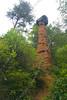 Cheminée des Fées de Cotteuges (Saint-Diéry (63320), Puy-de-Dôme (Emmanuel LATTES) Tags: cheminéedesfées cheminéedefée demoisellecoiffée formationargileuse argile érosion formationgéologique formephallique phallus forêt arbre pinsylvestre enéquilibre stabilité nature naturel paysage colonne pierre basalte roche rocher bombevolcanique curiositénaturelle géologie saintdiéry puydedôme auvergne france dressé dressée érigé érigée fairychimney clayformation erosion geologicalformation phallicform phallusshaped penis forest tree pine balance natural stone basalt rock boulder volcanicbomb naturalcolumn oddity geology stdiéry puydedome french poise equilibrium stability landscape weathered tall putup raise erect stickup standup rise upright saintdiéry63320 puydedôme63