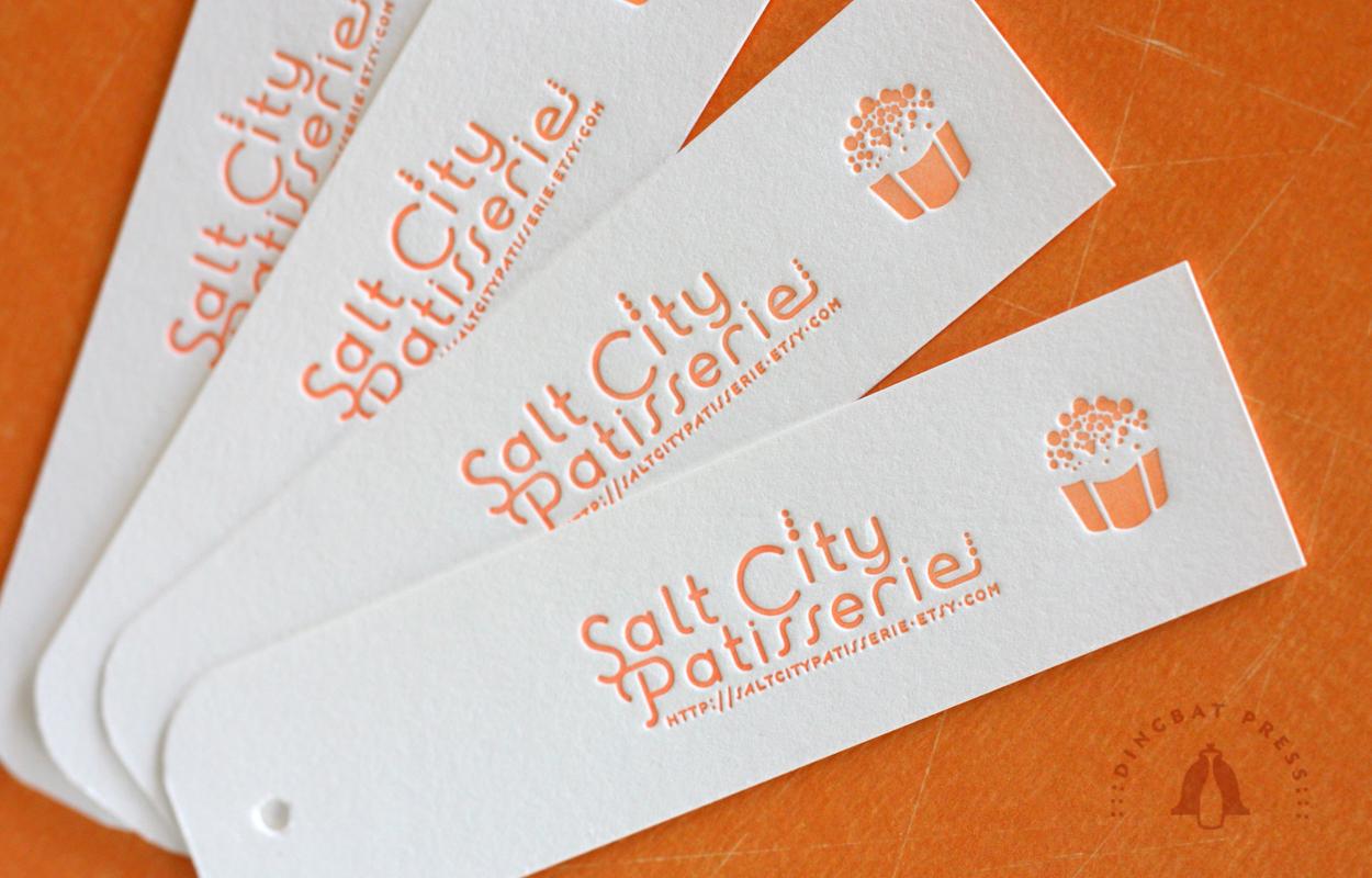 Salt City Bakery Tags