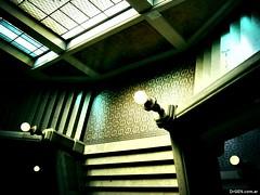 M.C. Escher ;) (DrGEN) Tags: santafe argentina stairs rosario escaleras ceres mcescher drgen wwwdrgencomar