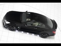 2010 Brabus Mercedes-Benz E V12 Coupe
