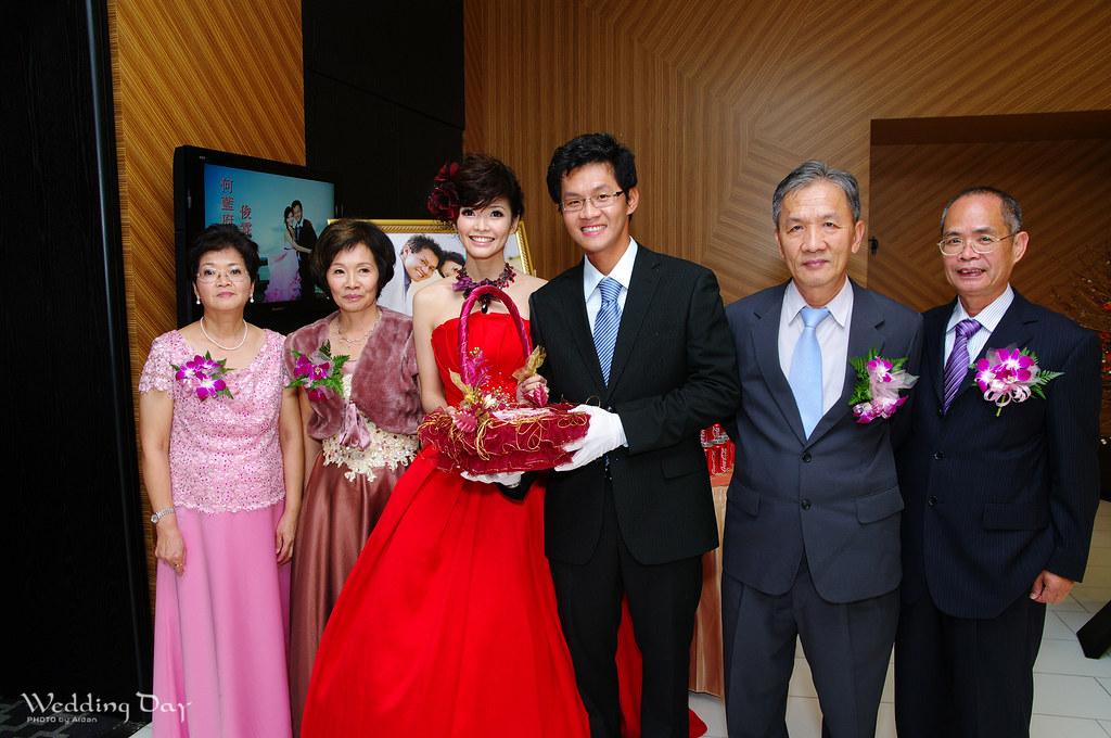 [婚禮記錄] 俊霖宜廷結婚 @ 高雄華漾