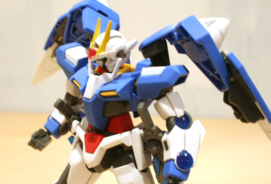 00 Gundam Details