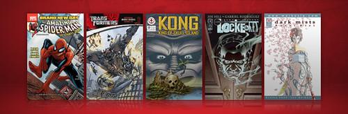 Comics Update 3.25