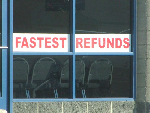 fastest refunds