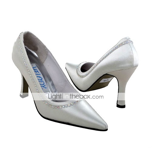 High heel wedding shoes style 2010 Closed-toe