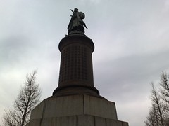Omura Masujiro statue