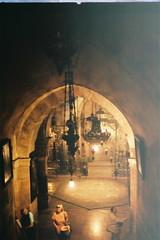 エルサレム旧市街 聖墳墓教会(イスラエル)