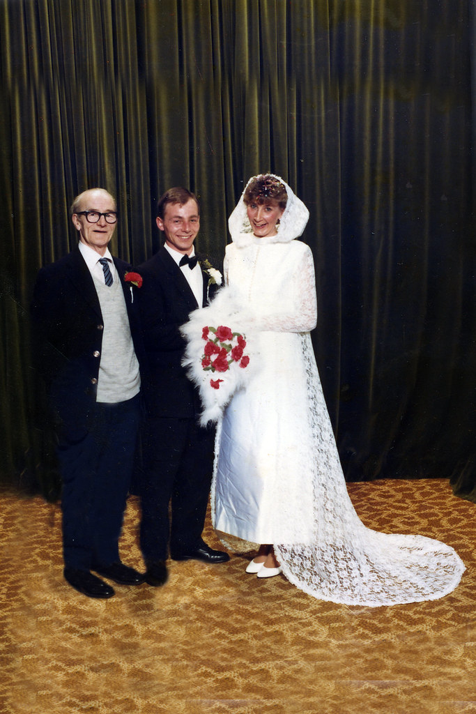 Peter and Margaret Wood's 1987