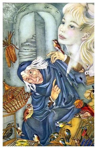 017-Jorinda y Joringel-La Reina de las Nieves y otros cuentos-Adrienne Segur