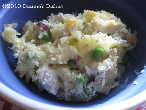 Grown Up Tuna Casserole