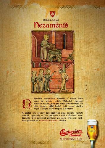 Budvar Commandment #2: Use Only Whole Hops