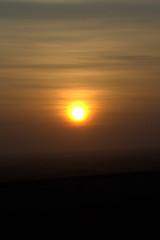 Volcanic Sunset (mark_fr) Tags: york sunset sky sun set sunrise volcano view market yorkshire hill estuary vale east dust rise volcanic mere beverley humber hornsea weighton molescroft