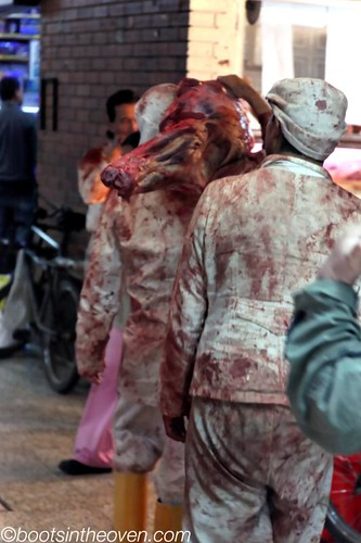 Carrying Carcasses
