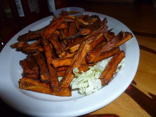 Batatas fritas