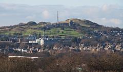 View from Craigmillar Castle Edinburgh (cmax211) Tags: infocus highquality view craigmillar castle edinburgh scotland hill