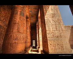 Medinet Habu Temple - Luxor EGYPT ([Jezza]) Tags: temple westbank egypt luxor medinethabu medinethabutemple