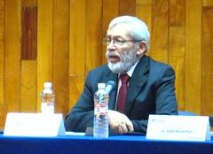 Miguel Ángel Granados Chapa - Homenaje de la Licenciatura en Periodismo y Medios de Información (ITESM CCM)